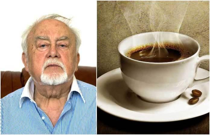 Невигадані кавові історії. Роман Лубківський