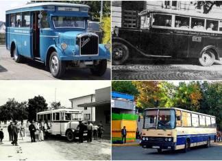 Із історії автобусних перевезень у Львові. Частина перша