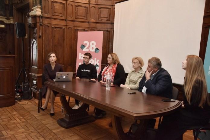 Презентація проєкту «Від Куліша до сьогодення: 100 знакових романів і повістей українською мовою»