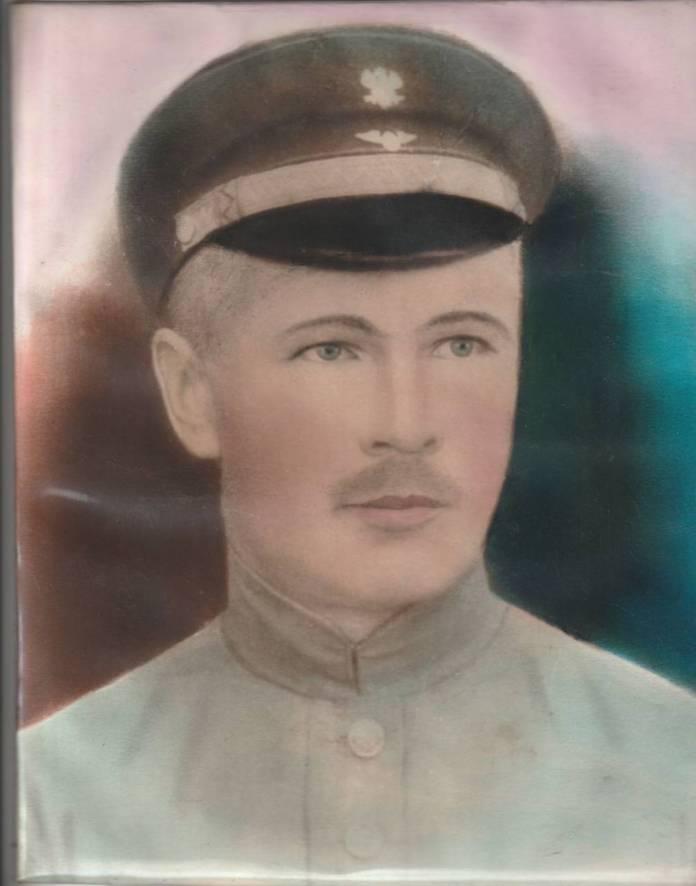 Портрет Василя Ляховця з фотоальбому онучки Раїси з Кривого Рогу