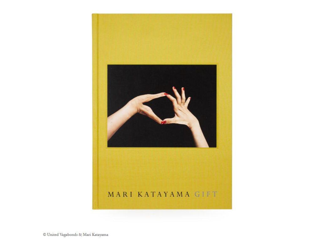 Das bild zeigt den Buchdekel eines Buches von Mary Katayama.