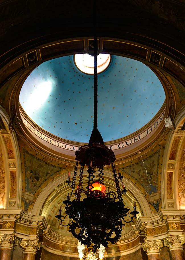 Cathedral de Armas