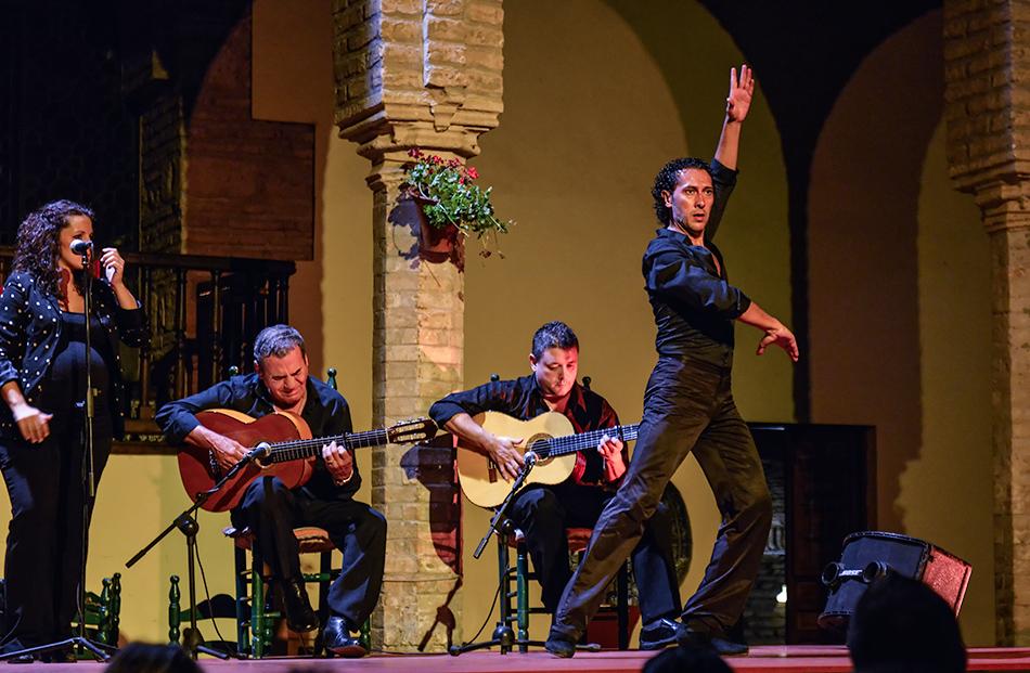 Flamenco Tablano