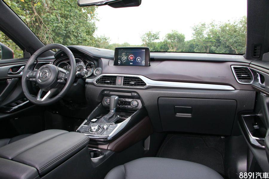【圖】正7人座的平民LSUV 馬自達CX-9 - 試車文章 - 8891新車