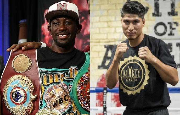 Image result for Mikey Garcia VS Terence Crawford