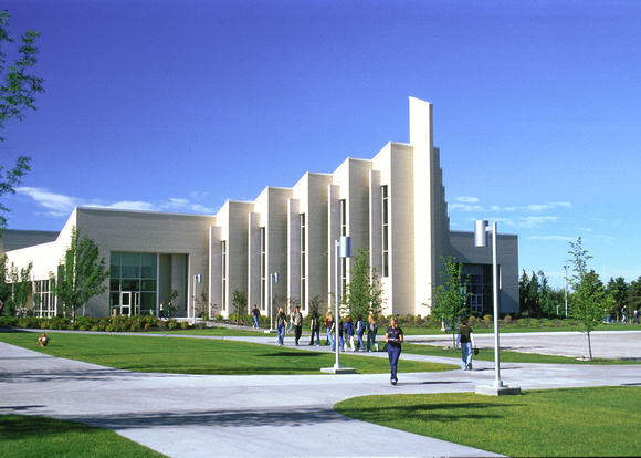 Byu Idaho Ricks College Campus Taylor Building