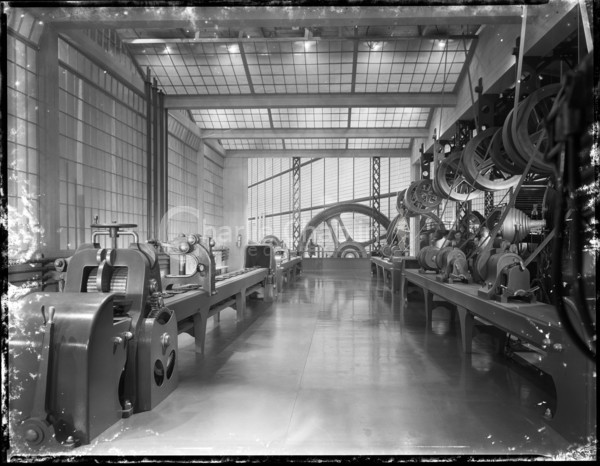 Production Line Charlie Chaplin Image Bank