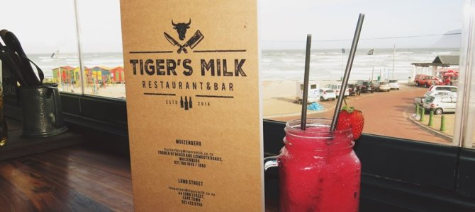 Tigers Milk, Muizenberg