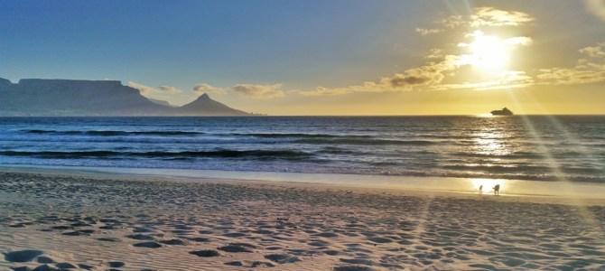 Dolphin Beach, Cape Town