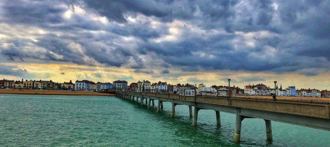 Deal Pier, Kent, England