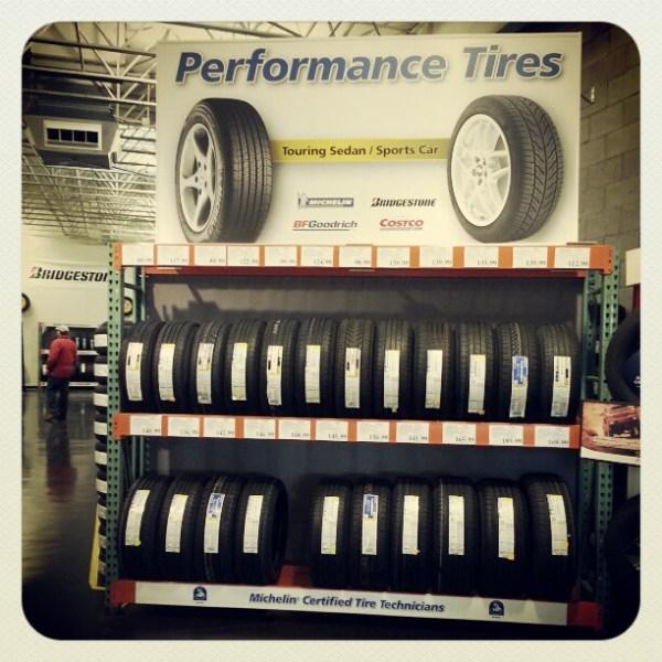 Performance tires?