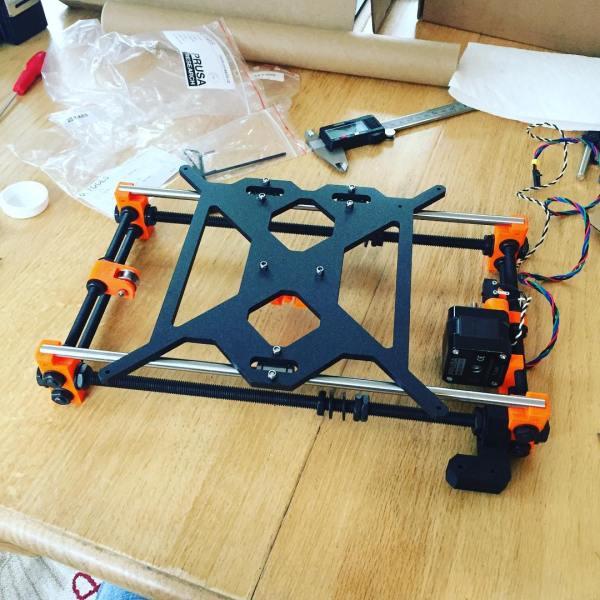 Building my Original Prusa i3 Mk2s kit ?