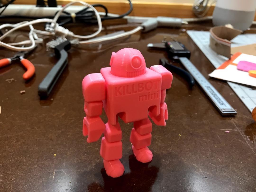 Killbot mini
