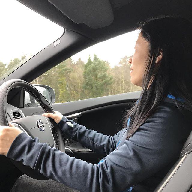 UK driver. 😎☕️☕️☕️