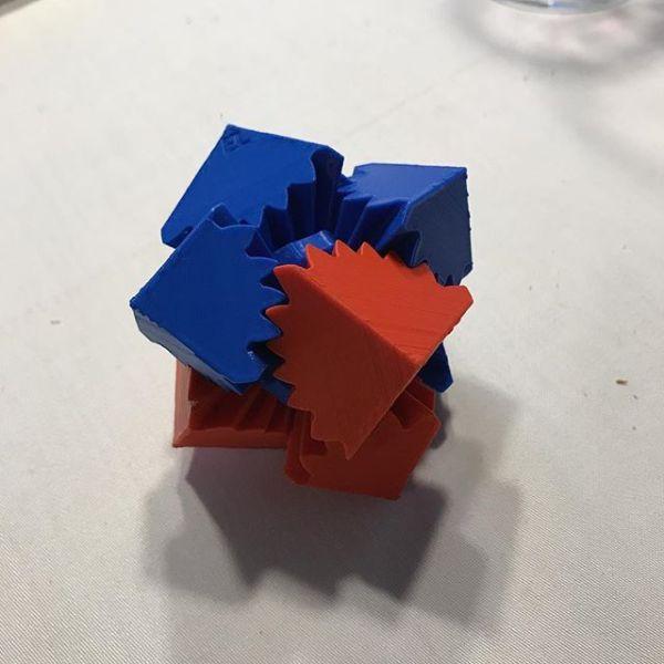 Cube gears