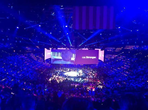 Big venue is big