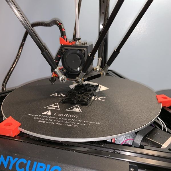 Yes, I do have an Original Prusa i3 but the delta printer is good fun too.
