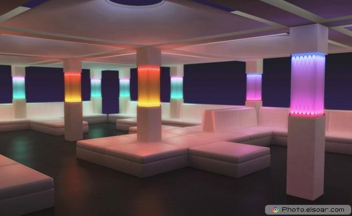 nightclub decoration ideas | Decoratingspecial.com