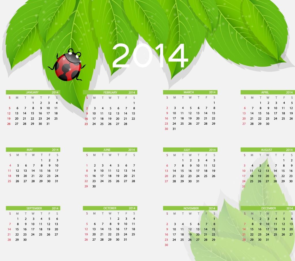 New Year Calendar Designs Elsoar