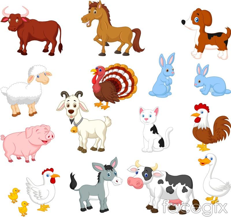 cartoon farm animals related keywords amp suggestions cartoon farm