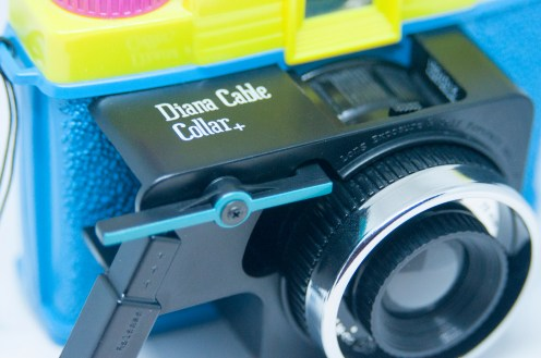 Diana F+ cable release accessory