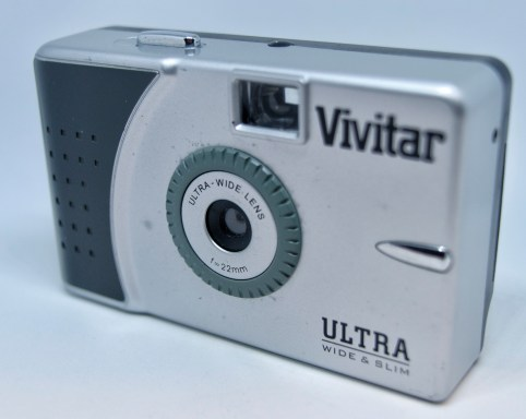 Vivitar Ultra front side