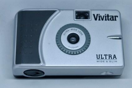 Vivitar Ultra facing