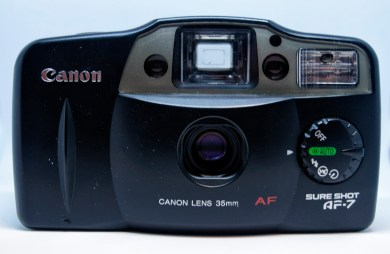 Canon Owl front view