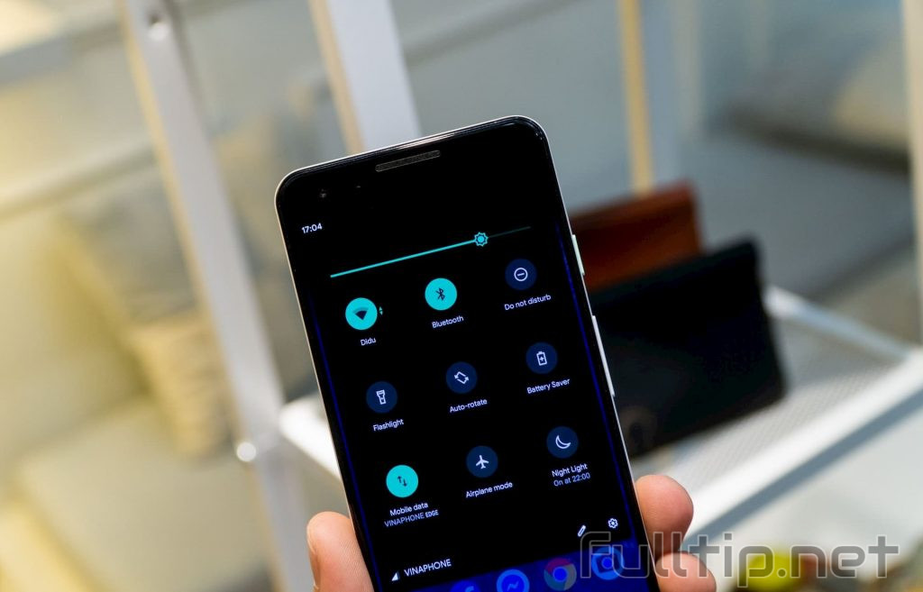 Dark Mode on Android Q beta 2