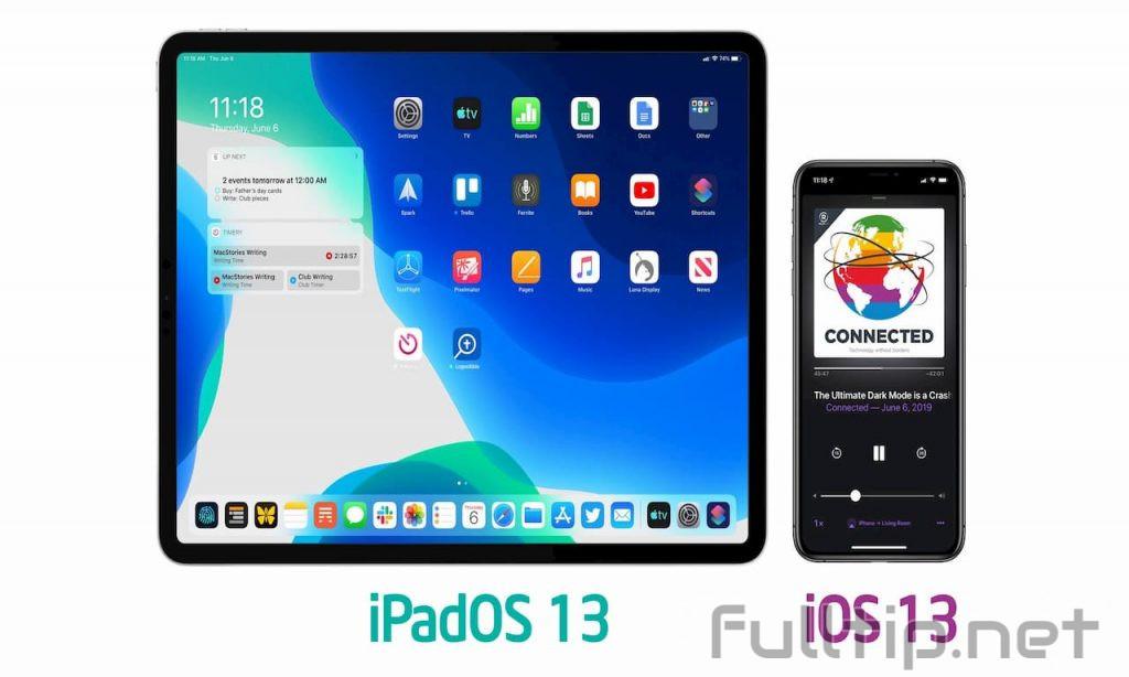 Link download IOS 13, iPadOS beta 2 can be upgraded via OTA
