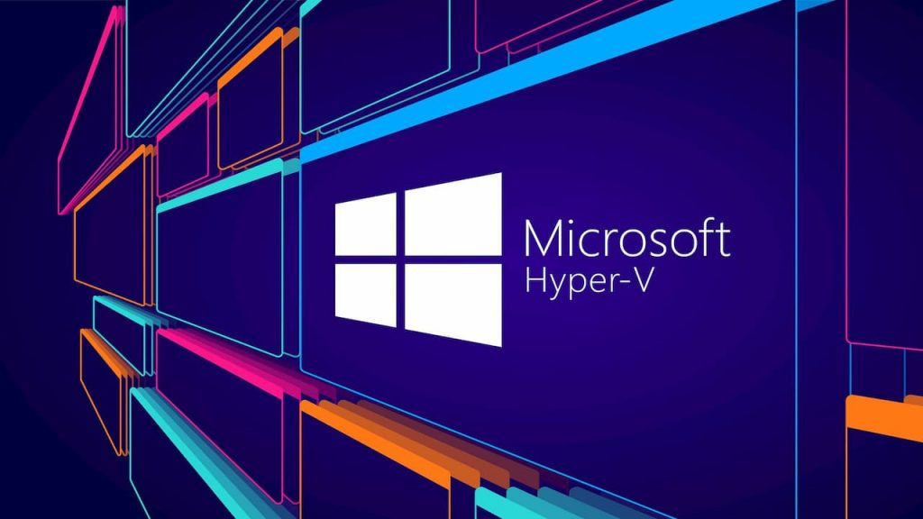 Create virtual machines with HyperV in Windows 10