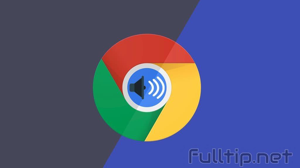 Increase or decrease sound for each Chrome tab