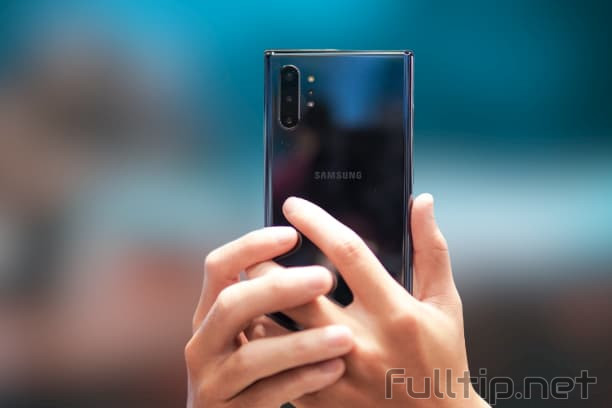 Camera Galaxy Note 10 plus