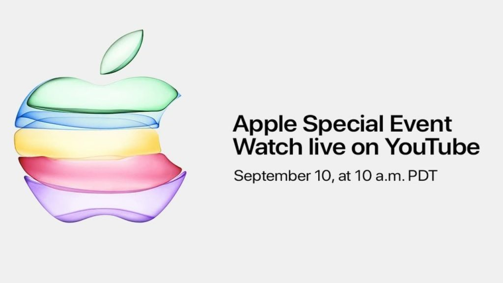 Apple event live iPhone 2019 launch