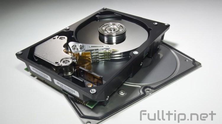 write 0 to the hard drive