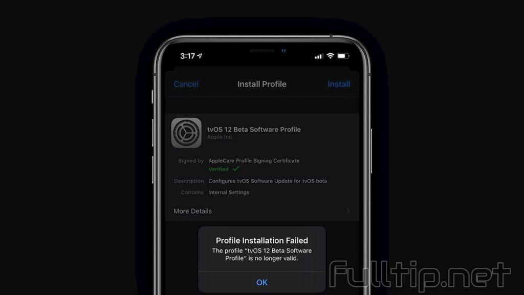 block new iOS updates