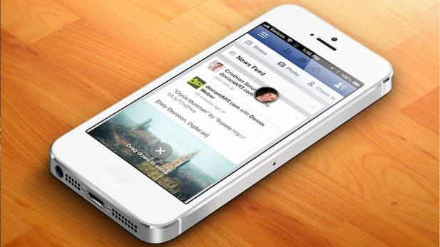 turn on the bubble chat Messenger for iPhone