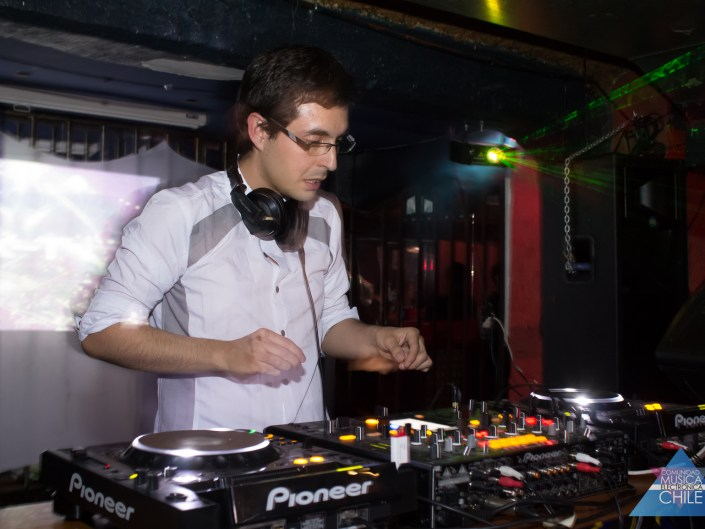 Santiago Trance