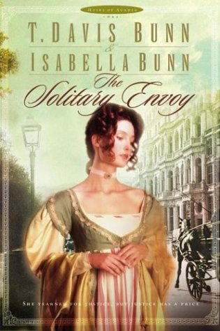 The Solitary Envoy (Heirs of Acadia, #1)