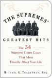 The 34 Supreme Court Cases That Most Directly Affect Your Life