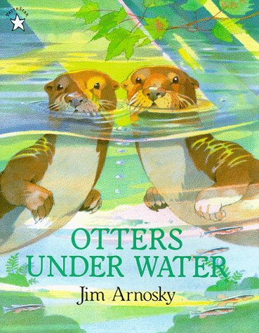Otters under Water (Picture Books)