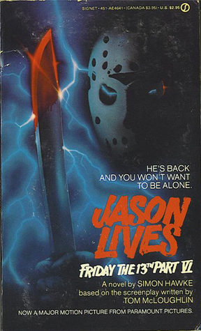 F13 part VI: jason lives novelization