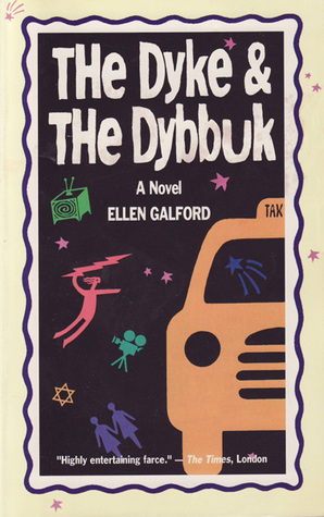 The Dyke and the Dybbuk cover