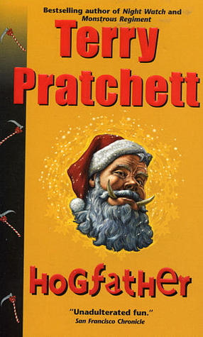 Hogfather (Discworld #20) by Terry Pratchett
