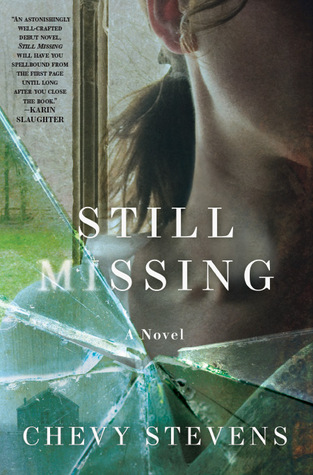 Still Missing cover by Chevy Stevens