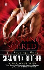 Running Scared (Sentinel Wars, #3)