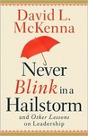 Never Blink In A Hailstorm And Other Lessons On Leadership