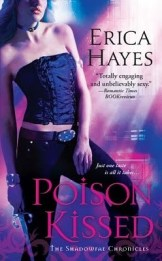 Poison Kissed (Shadowfae Chronicles, #3)