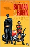 Batman and Robin Vol. 1: Batman Reborn