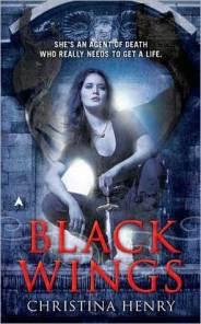 Black Wings (Madeline Black, #1)